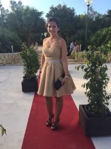 invitada de boda en Alicante